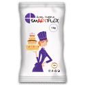 Pâte à sucre SMARTFLEX violet 1 KG