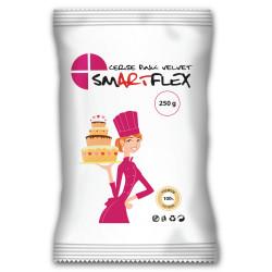 Pâte à sucre SMARTFLEX vanille rose cerise 250 g