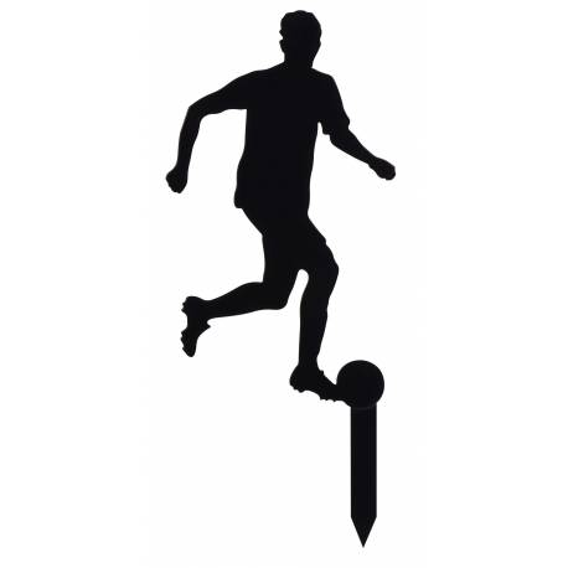 Topper football player 12 cm