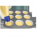 Cake dough dispenser PME