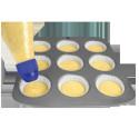 Distributeur de pâte à gâteau PME