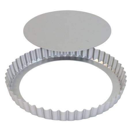 Tart mould with removable bottom 20 cm PME