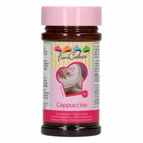 Aroma de capuchino Funcakes 100 g