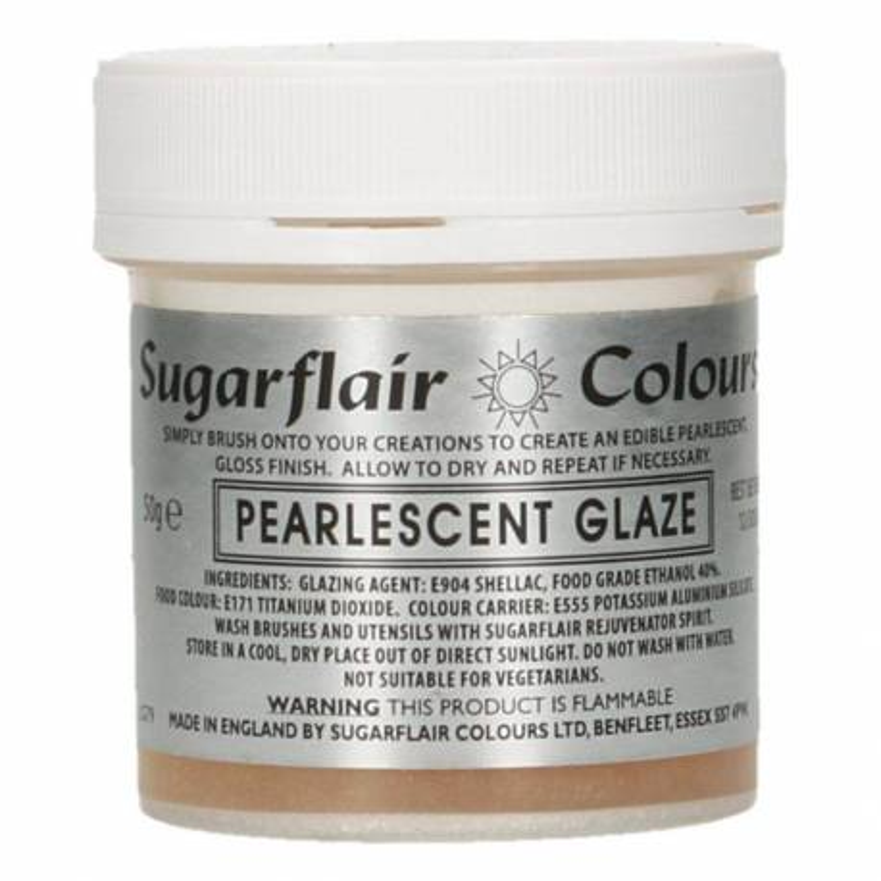 Barniz alimenticio Sugar Flair 50 g