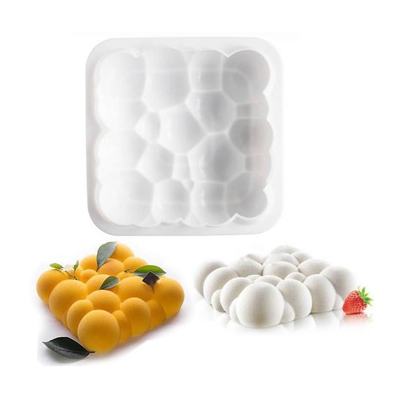Moule à gâteau 3D en silicone nuage