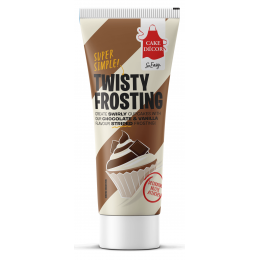 Tube frosting vanille chocolat 275 g