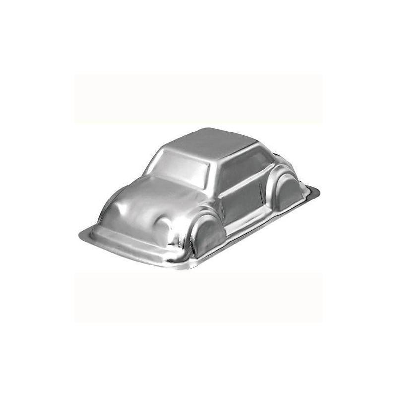 Moule à gâteau voiture 3D Wilton