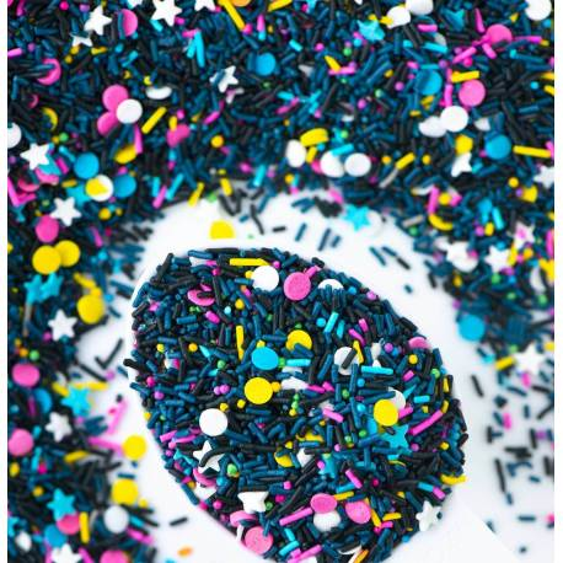 Mezcla de Sprinkles CABOODLED de Sweetapolita 85 g