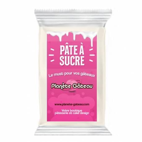 Pâte à sucre PLANETE GATEAU blanc 1Kg