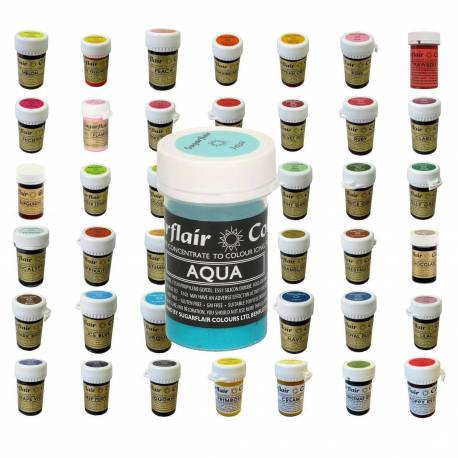 Sugarflair paste food colouring 25 g