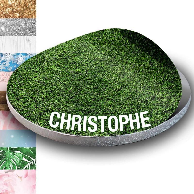 Adhesivo temático personalizado para el Cake board 30cm