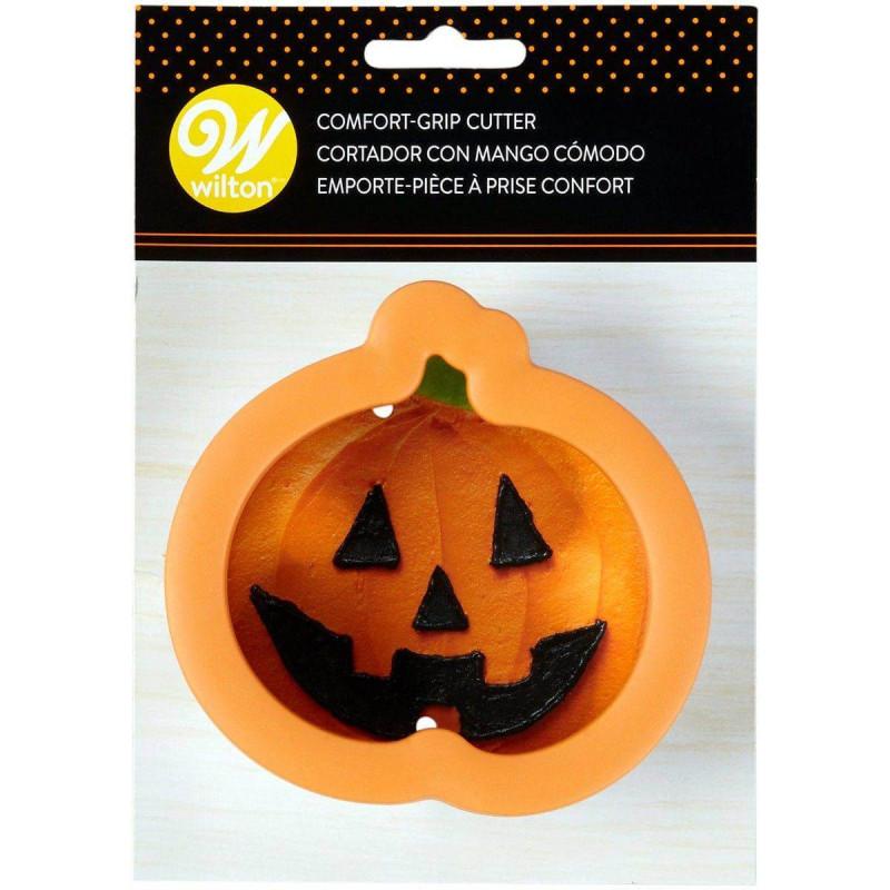 Pumpkin Halloween cookie cutter Wilton