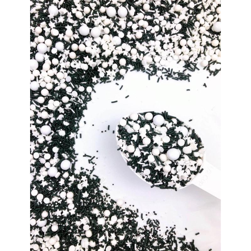 Sprinkles mix Black Cat de Sweetapolita 85 g