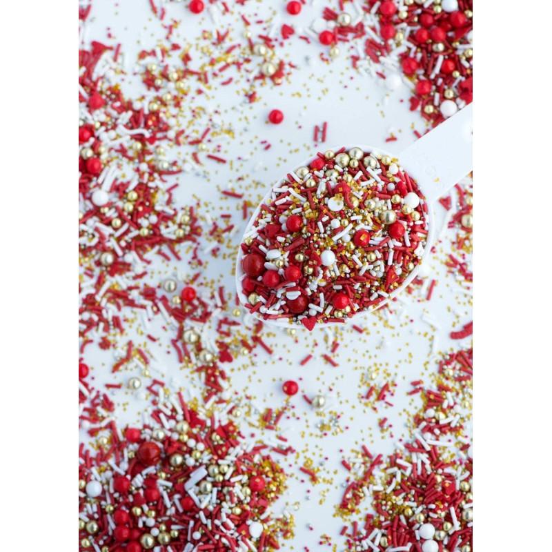 Sprinkles mix Red Velvet Cake de Sweetapolita 100 g
