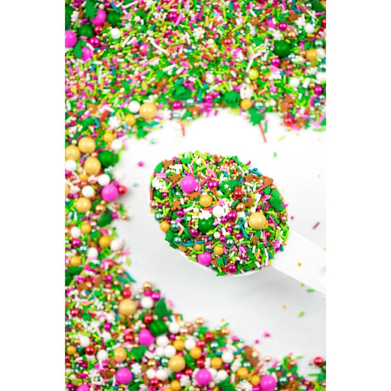Sprinkles mix Tinsel Tossing de Sweetapolita 100 g