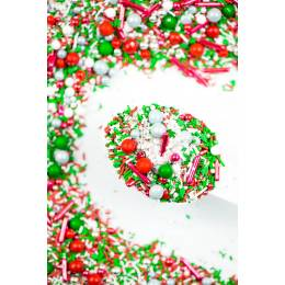 Sprinkles mix Christmas Crackers de Sweetapolita 100 g