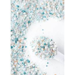 Sprinkles mix Snow and Tell de Sweetapolita 100 g