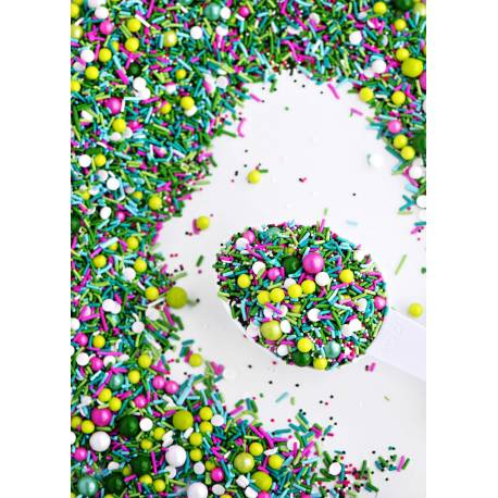 Sprinkles mix Cactus Party from Sweetapolita 85 g