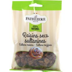 Raisins secs sultanines 125 g