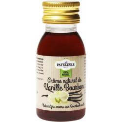 Arôme naturel vanille 6% 60 ml