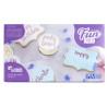 66 embosseurs alphabet PME pour cookies et cupcakes