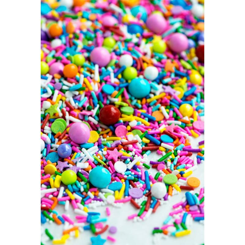 Sprinkles mezcla Bright Skies de Sweetapolita 85 g