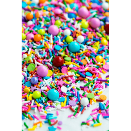 Sprinkles mix Bright Skies de Sweetapolita 85 g