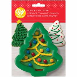 Christmas tree cutter Wilton 10 cm