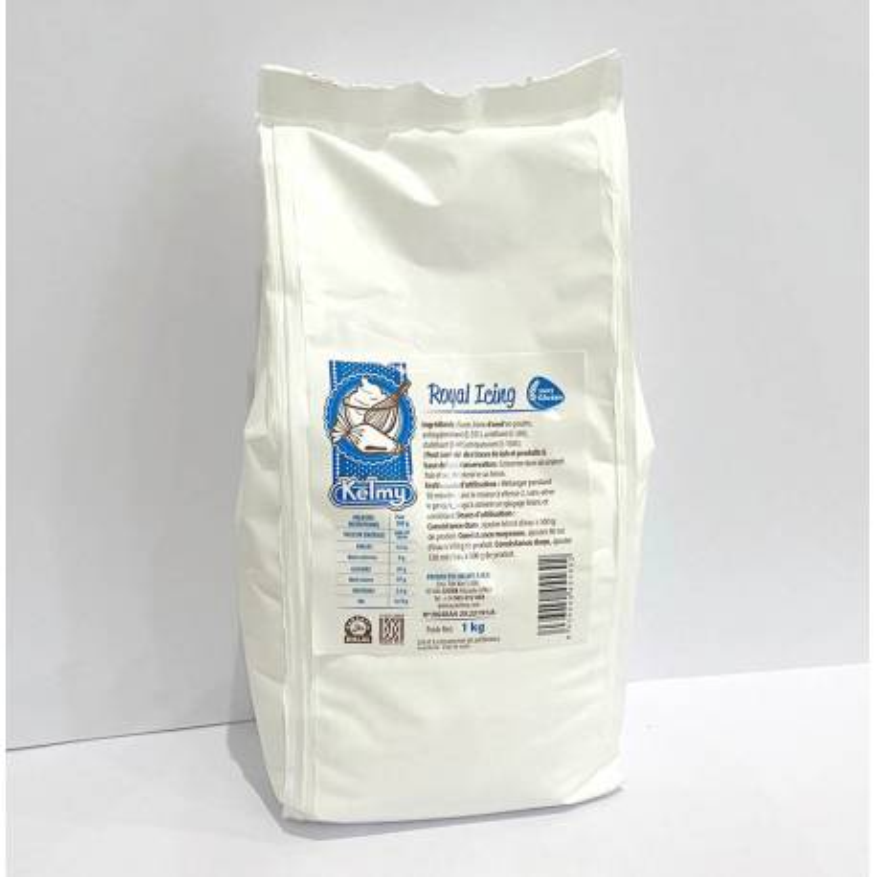 Royal Icing Powder 1kg KELMY
