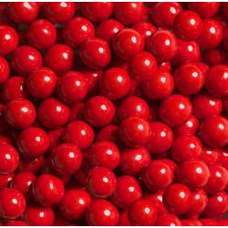 Billes de chocolat 10mm rouge Sweetapolita 211g