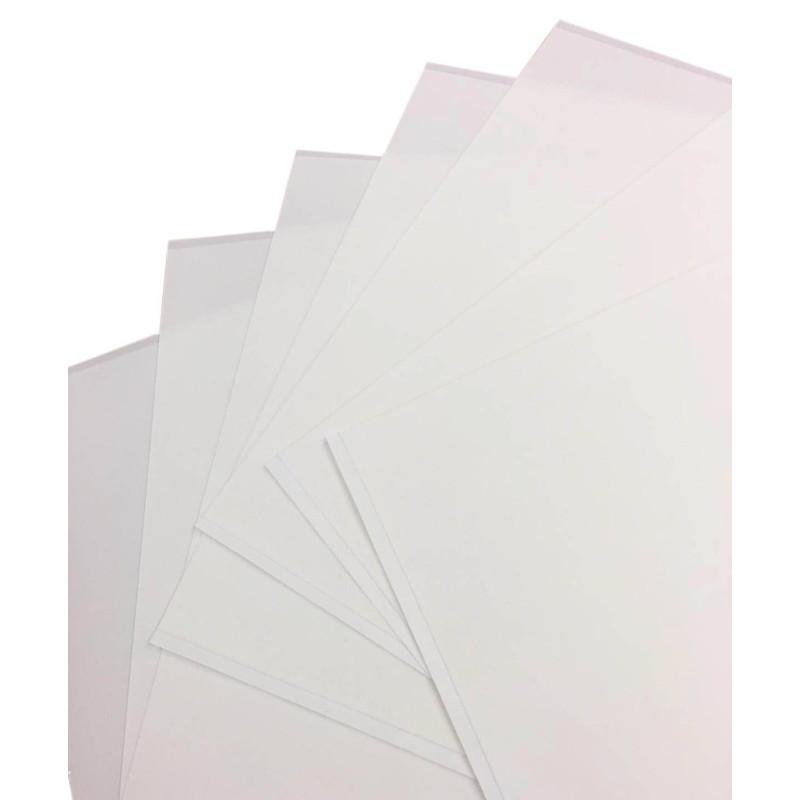 10 hojas de azúcar A3 para la impresión de alimentos
