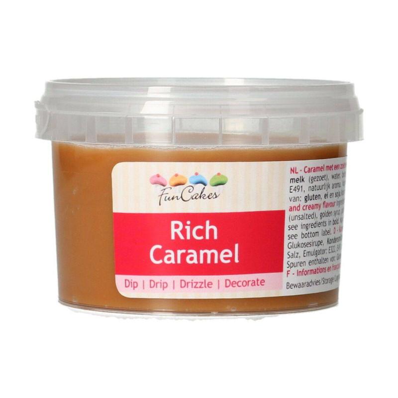 Nappage Rich caramel Funcakes 300 g