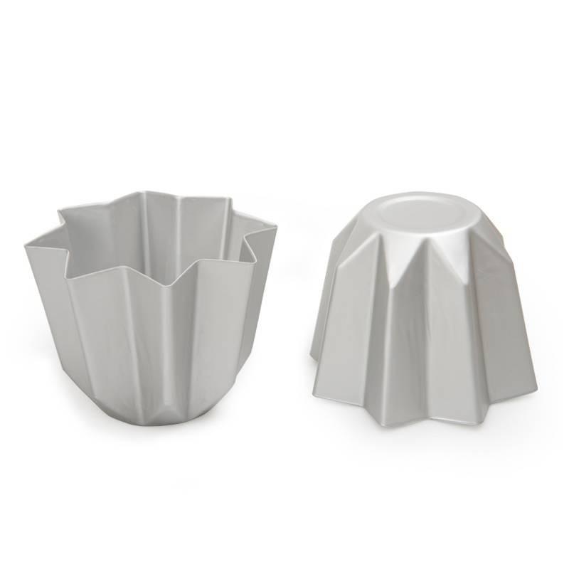 Moule à gâteau pour Pandoro métal - 21 cm