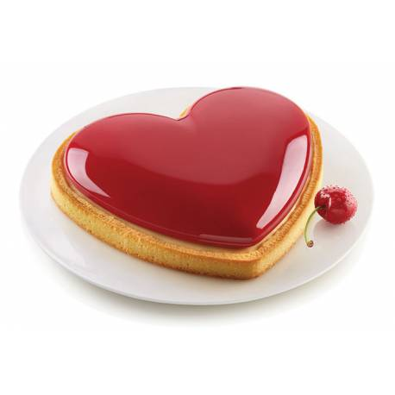 Silikomart My Love Pie Kit