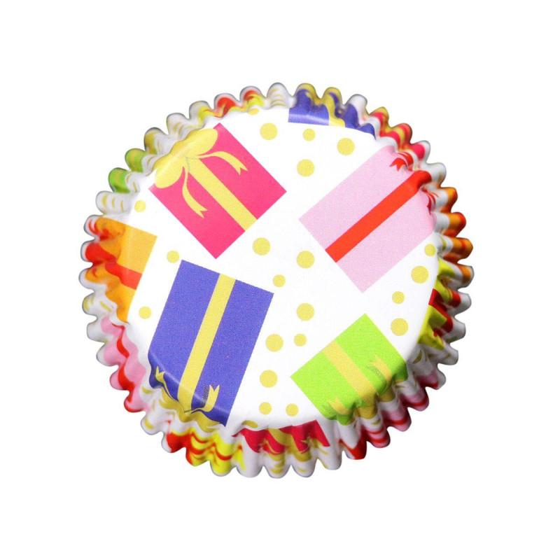 30 Christmas gift cupcake boxes PME