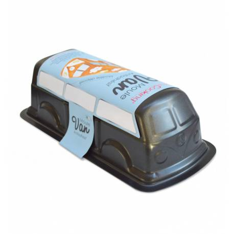 Moule à gateau d'un Van COMBI métal - 24cm