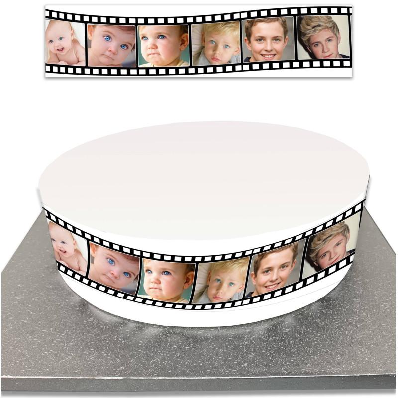 Personalized Cake Contouring Film Photo Souvenir Film