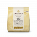 Chocolate blanco 28% en galletas 400g Callebaut W2