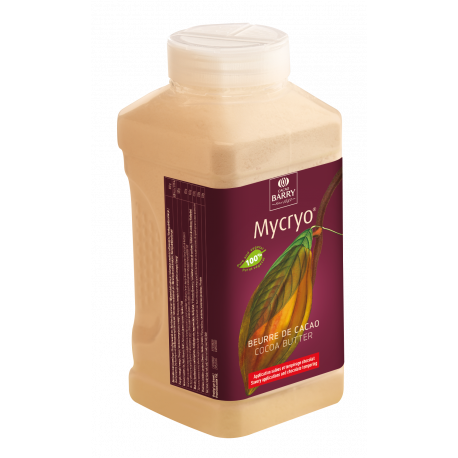 Barry Mycryo Cocoa Butter - 550 g