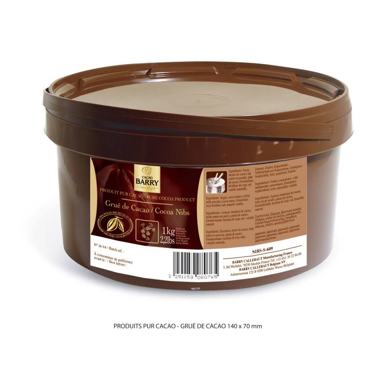 100% Barry cocoa crane - 1 kg