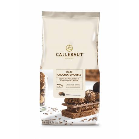 Callebaut Dark Chocolate Mousse Powder - 800 g