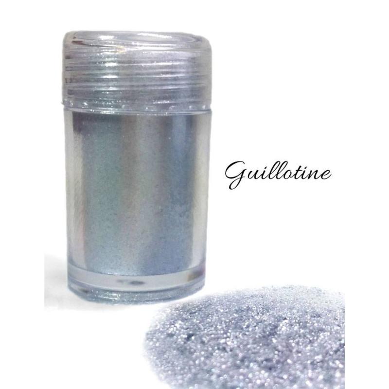 Colouring powder glitter SILVER 7 g