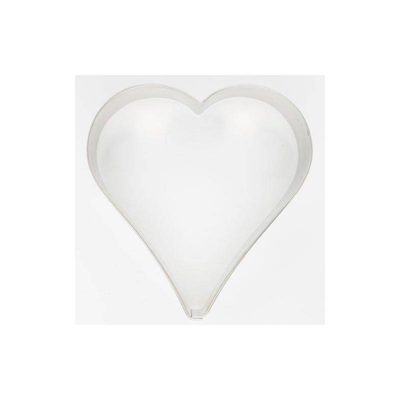Emporte pièce cœur - 10 cm