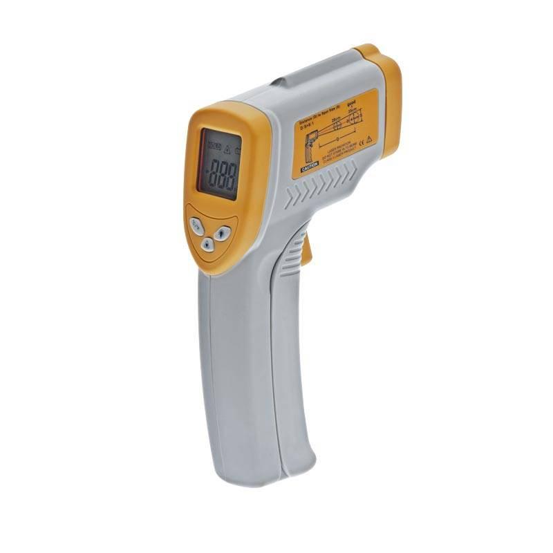 Thermomètre infra rouge - 50° à + 500°
