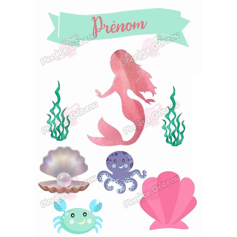 Custom Siren Food Printing