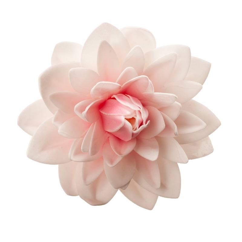 Fleur Dahlia en azyme 12,5 cm