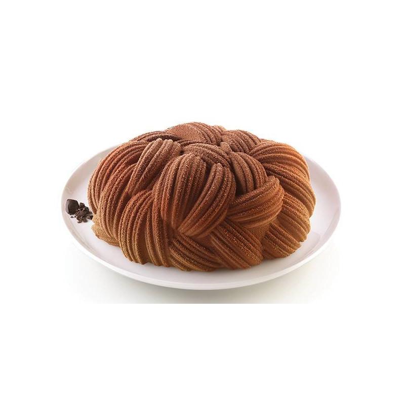 Moule à gâteau Wooly de Silikomart