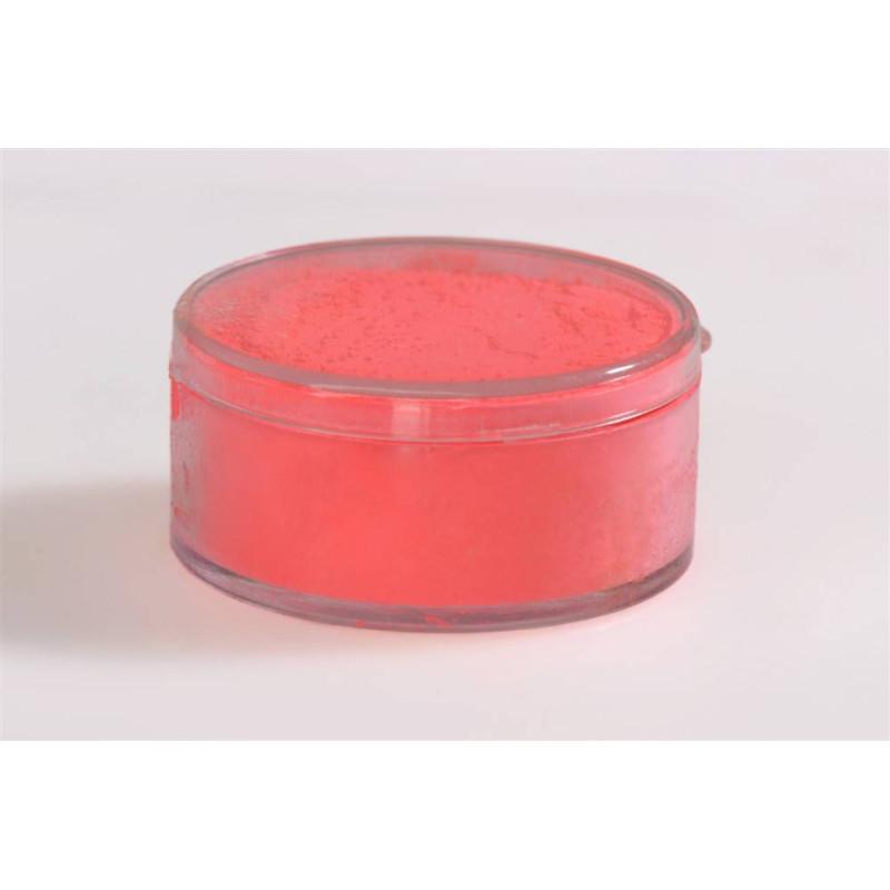 Colorant en poudre fluorescent pêche Rolkem 5,7 g