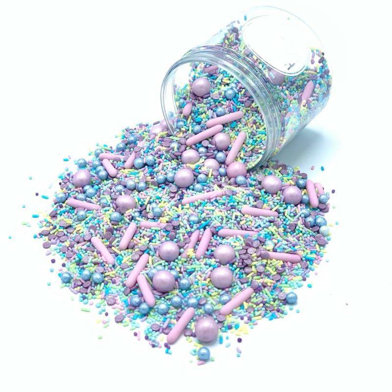 Happy Sprinkles Mermaid sirène - 90 g