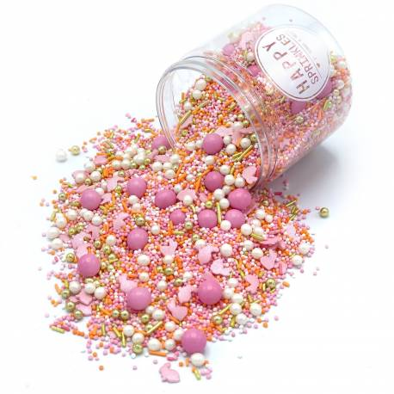 Happy Sprinkles Pascua - 90 g